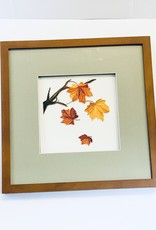Quilling Brown Frame