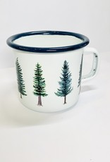 Yardia Trees Camp Mug