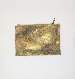 Roost Metallic Bronze large Coin Purse