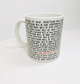 Emily McDowell Everything will be Ok Mug