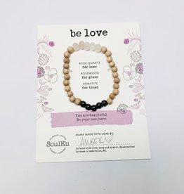 Soulku Be Love Bracelet