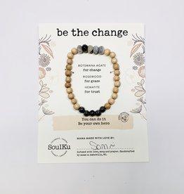 Soulku Be the Change Bracelet