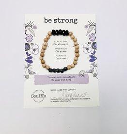 Soulku Be Strong Bracelet
