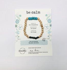 Soulku Be Calm Bracelet