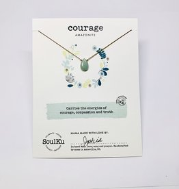 Soulku Courage Necklace