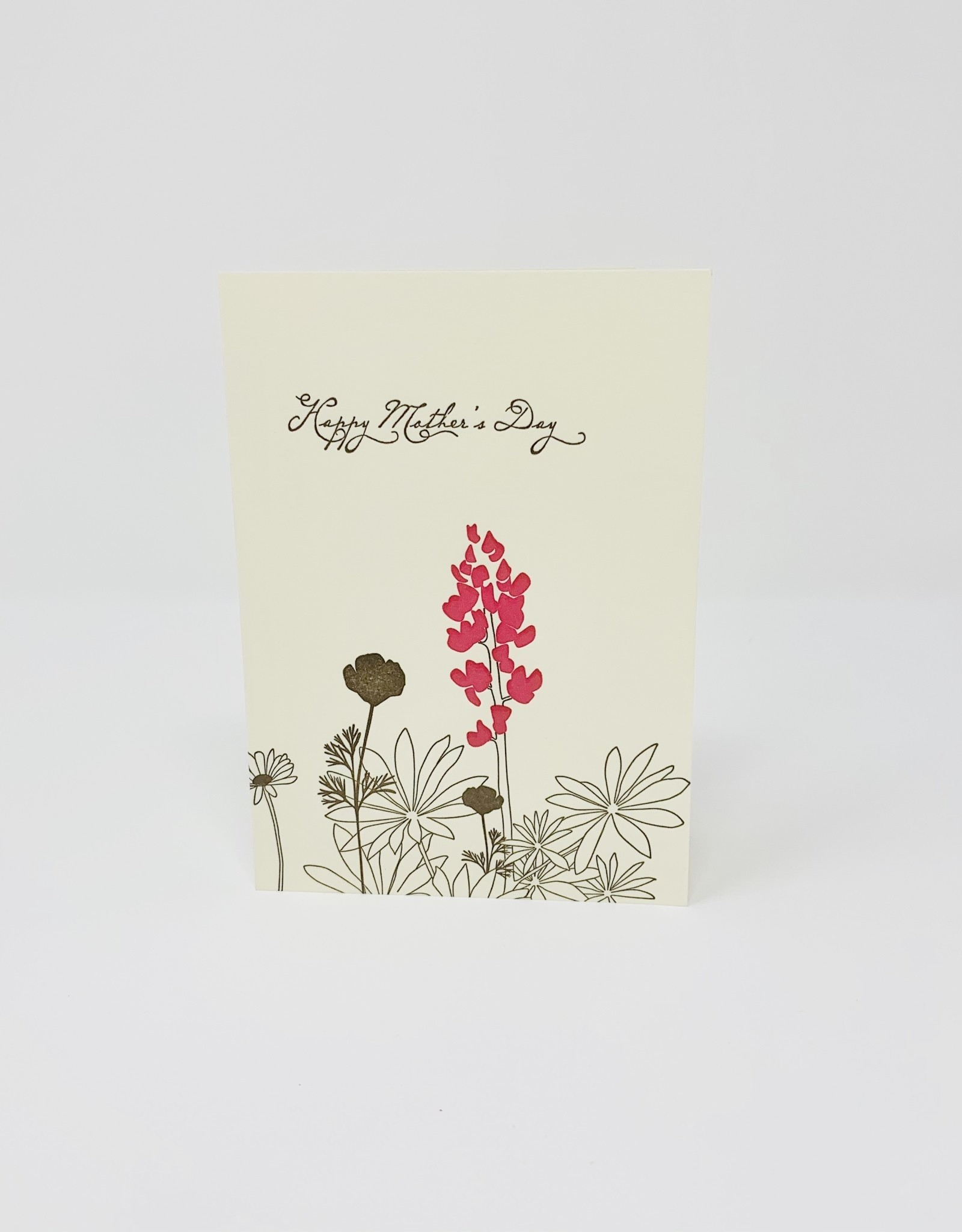 Lark Press Lupines Mother's Day