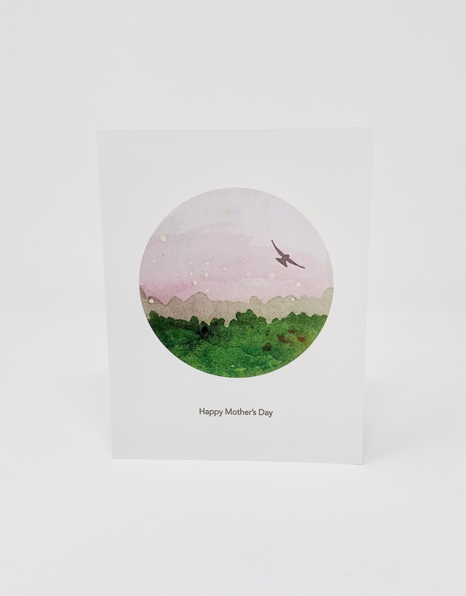 Lark Press Circle Bird Mother's Day
