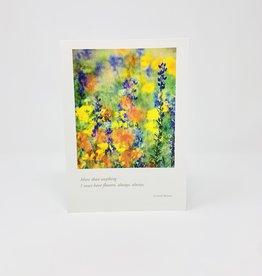 Artist to Watch Desert Flowers