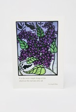 Artist to Watch Lilacs