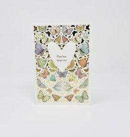 Design Design Special Heart with Butterflies