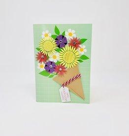 Design Design Bright Bouquet with Gems