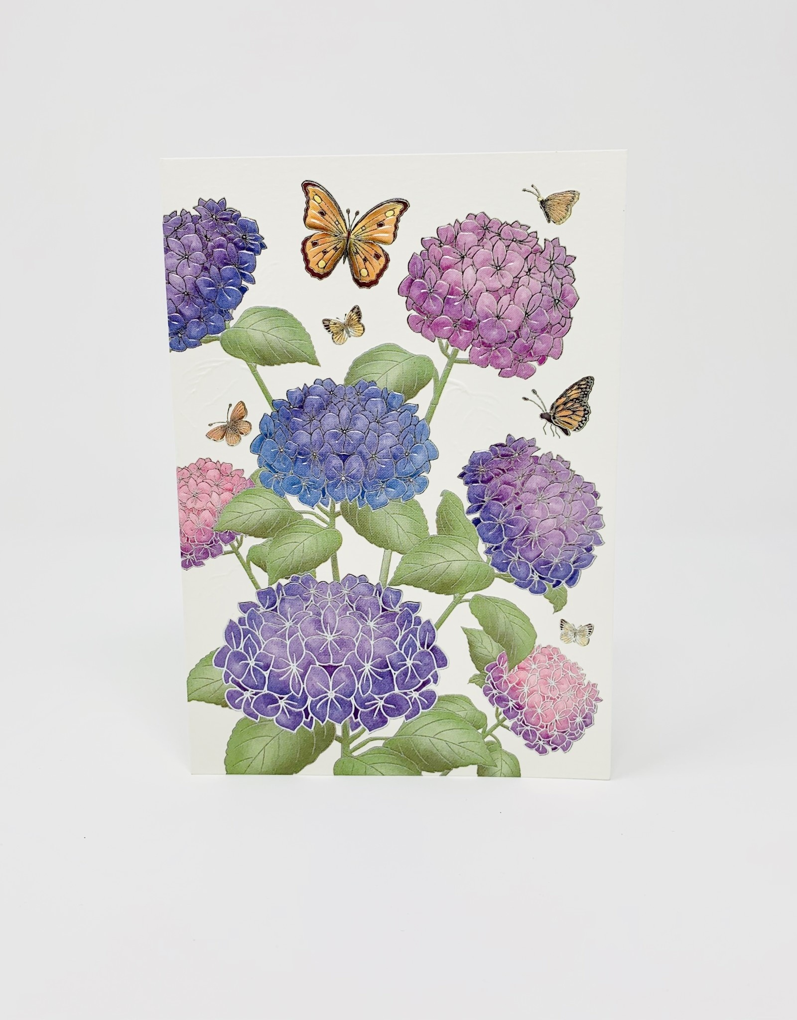 Design Design Hyacinths and Butterflies
