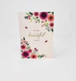 Design Design Gradient Blooms - Wife