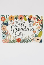 Pictura Best Gma Ever Flower Border