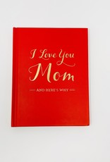 Compendium I love you Mom Book