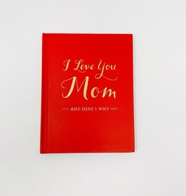 Compendium I love you Mom Book
