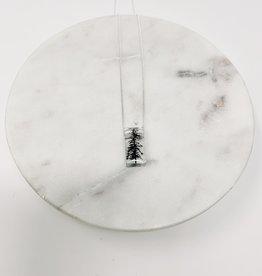 Black Drop Designs Tiny Forest Necklace