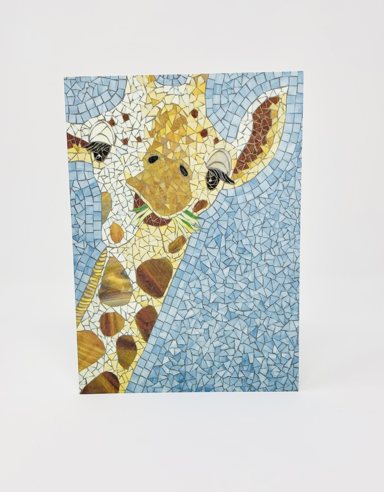 Artist to Watch Giraffe Mosaic