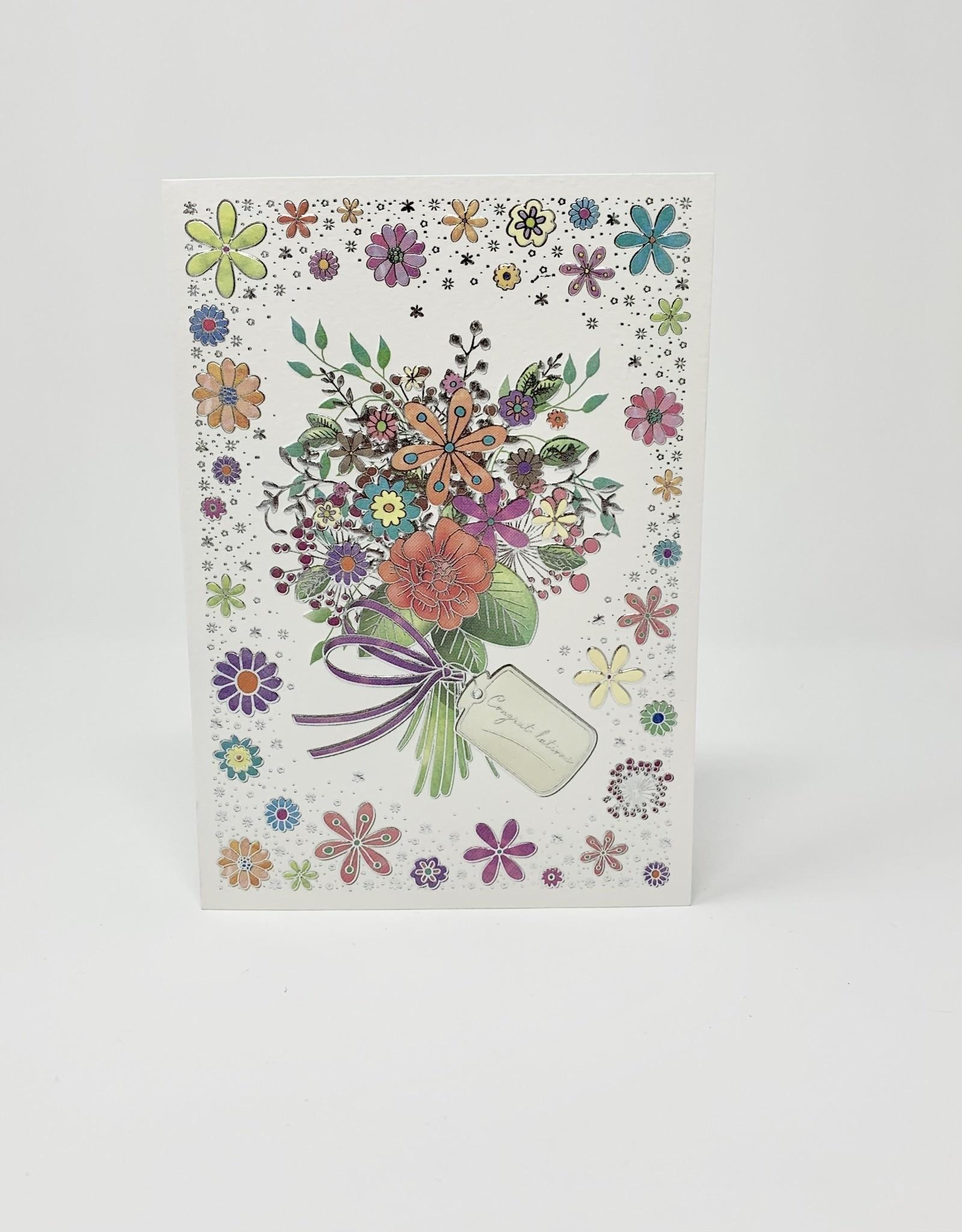 Design Design Congrats Bouquet