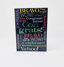 Design Design Congrats/Bravo/Wow