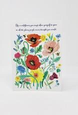 Artist to Watch Wildflowers