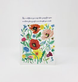 Artist to Watch Wildflowers