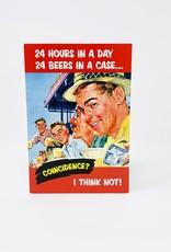 NobleWorks 24 Beers in case