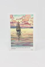 Artist to Watch Evening Sail