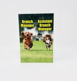 NobleWorks Branch Manager