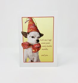 Sugarhouse Greetings Dog years