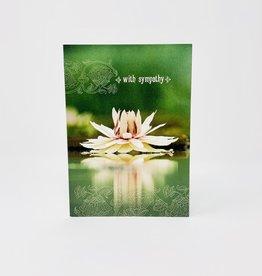 Amber Lotus Waterlily