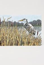Artist to Watch Winter Heron