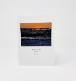 Borealis Press Sunset on Ocean