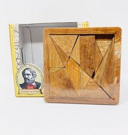 Professor Puzzle Achimedes Tangram Puzzle