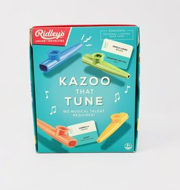 Wild & Wolf Kazoo Tune Game