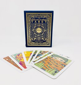 Penguin Random House Illuminated Tarot Cards