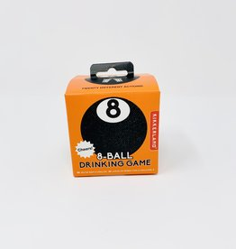 Kikerland 8 Ball Drinking Game