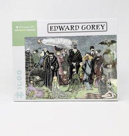 Pomegranate Edward Gorey Puzzle
