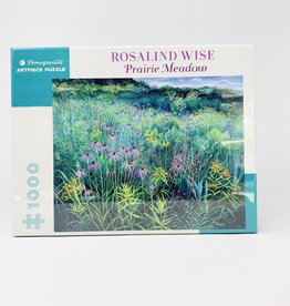 Pomegranate Prairie Meadow Puzzle - Rosalind Wise