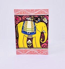 Artist to Watch Elephant Ride
