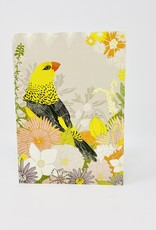 Collage Gold Finch