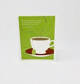 Compendium Cup of tea