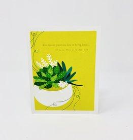Compendium Succulent Pot
