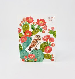Oana Befort Fine Art and Stationary Owl Thank You