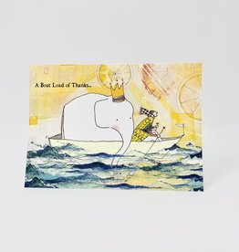 Sacred Bee Boat Load of Thanks