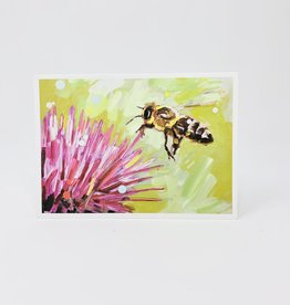 Artist to Watch Headlong- Bee w/ Flower