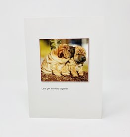 Borealis Press Wrinkled together-Dogs