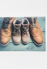 Collage Brown boots