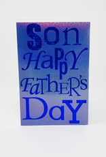 Pictura Blue Fathers Day Son