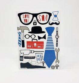 Design Design Fathers day Son items
